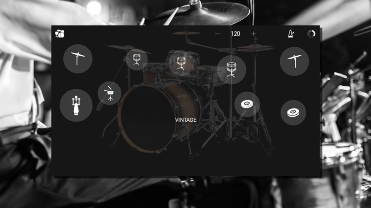 Finger Drumkit - PRO screenshot-3