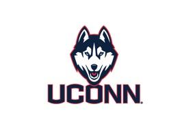 Connecticut Huskies Stickers Basic