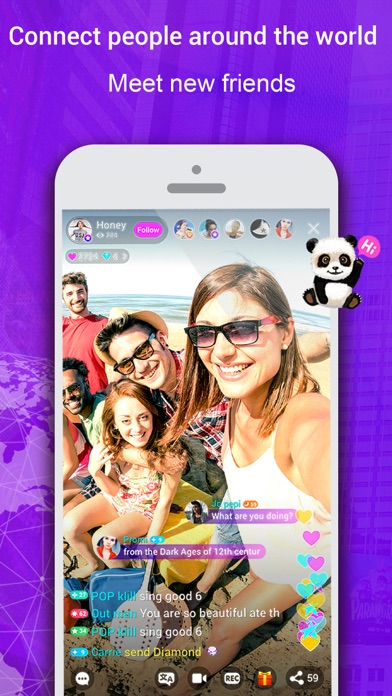 download Live.me – Live Video Chat apps 3