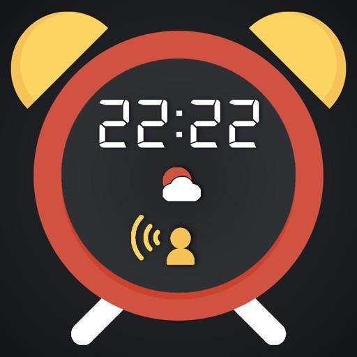 Alarm Clock Weather & Time Pro