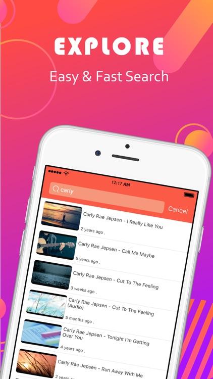 MusicFun - Player for YouTube screenshot-3