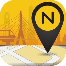 NOSTRA Map - GPS Navigation