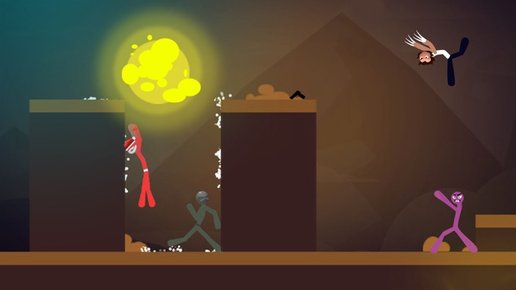 Stickman Fight: The Game screenshot-5