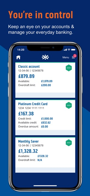 Bank of scotland mobile bank on the app store bank of scotland mobile bank on the app store reheart Choice Image