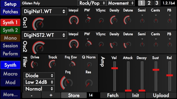 MIDISynth Circuit screenshot-0