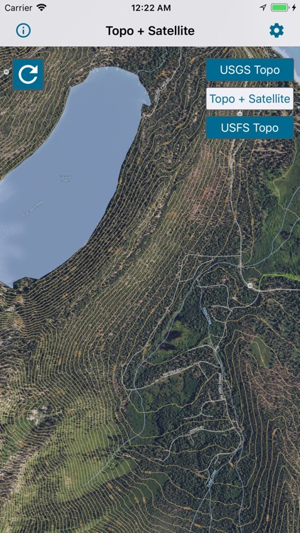 Topographic Maps & Trails screenshot-9