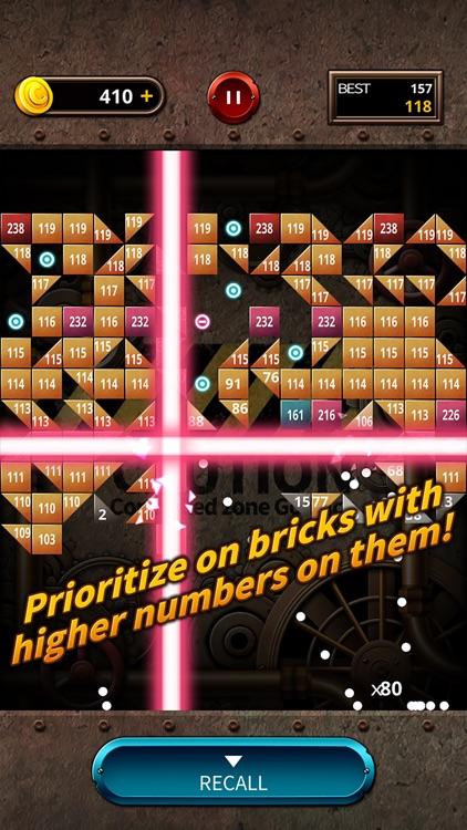 Swipe Brick Breaker Legend