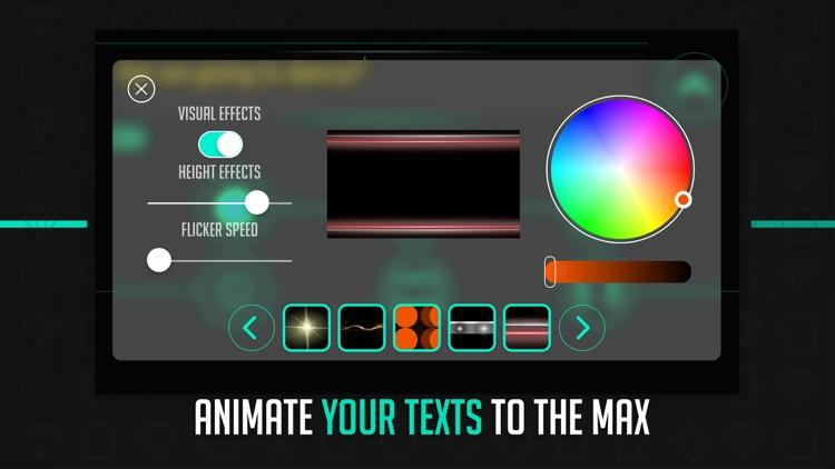 Display Go ○ LED ticker texts screenshot-3