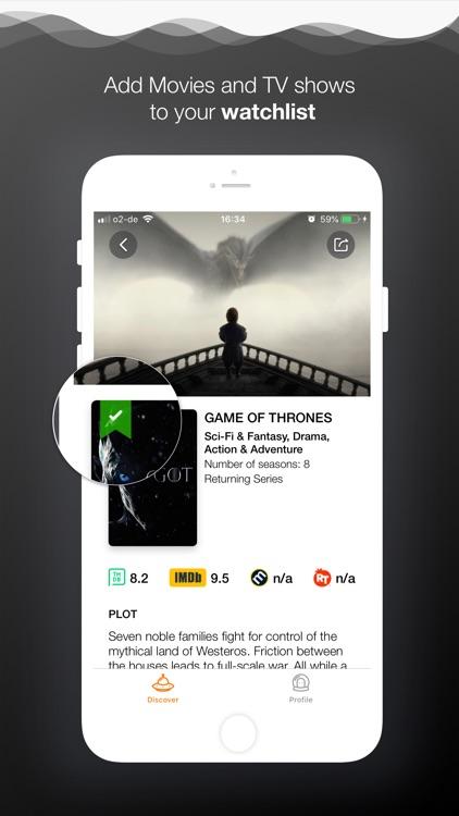 Moovee - Movies & TV Shows screenshot-3