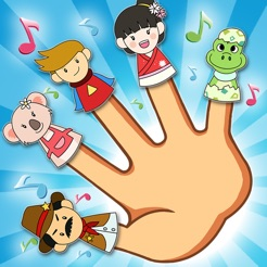 daddy finger family song on the app store