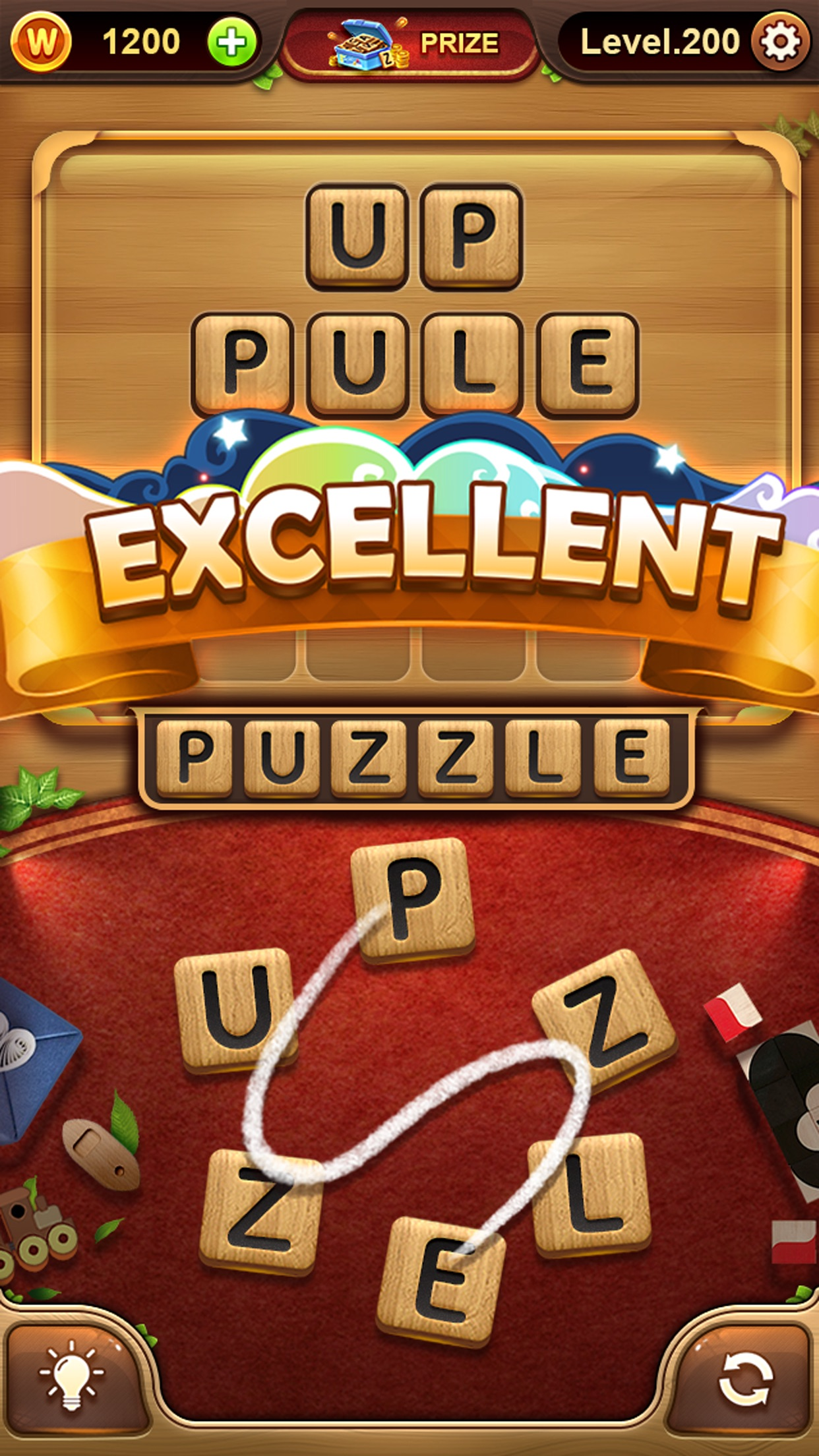 Word Connect ¤ Screenshot