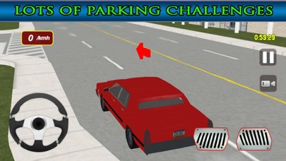 New Parking Car Challenge screenshot