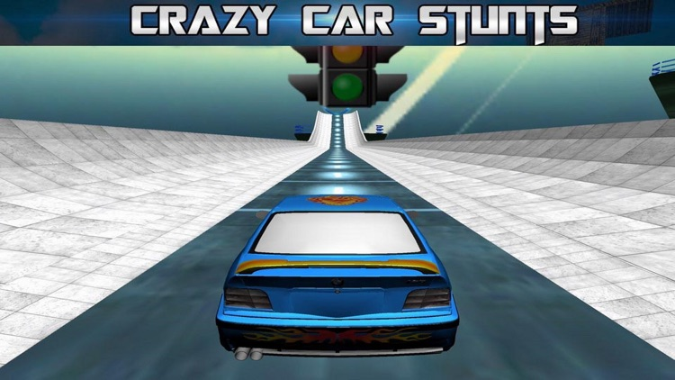 Crazy Impossible Car Sky