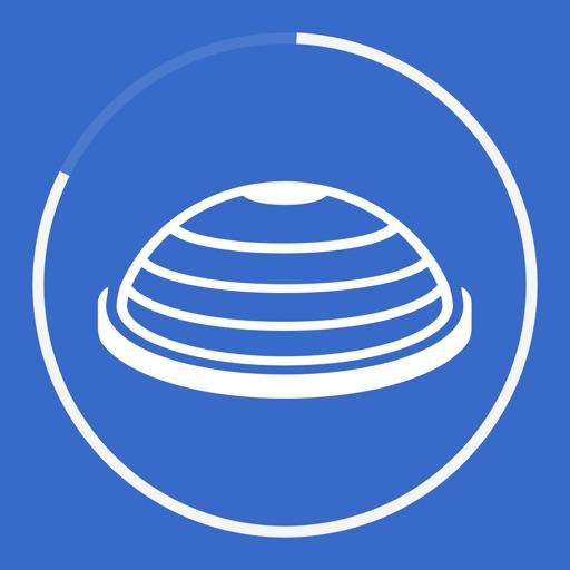 Bosu Balance Trainer Ball Workouts by Fitify