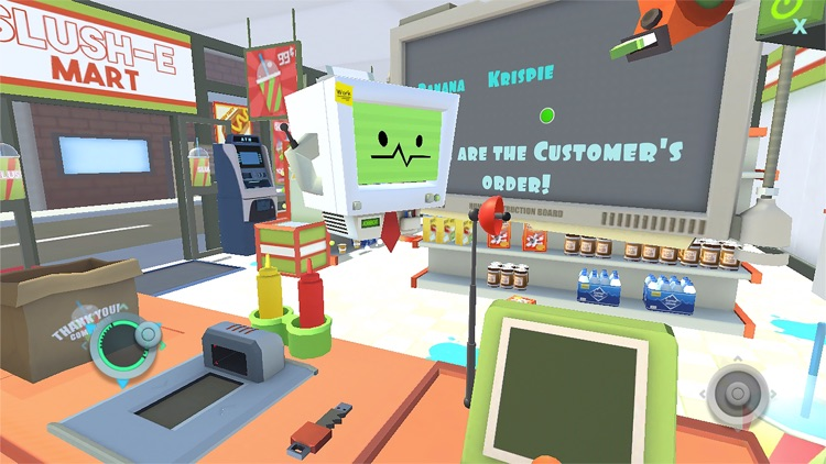 JOB SIMULATOR PE screenshot-0