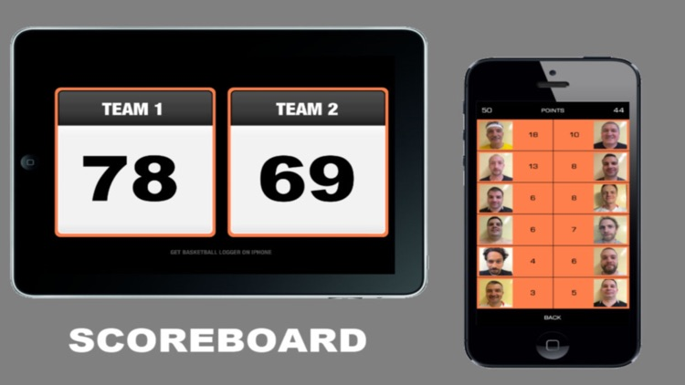 Basketball Logger screenshot-3