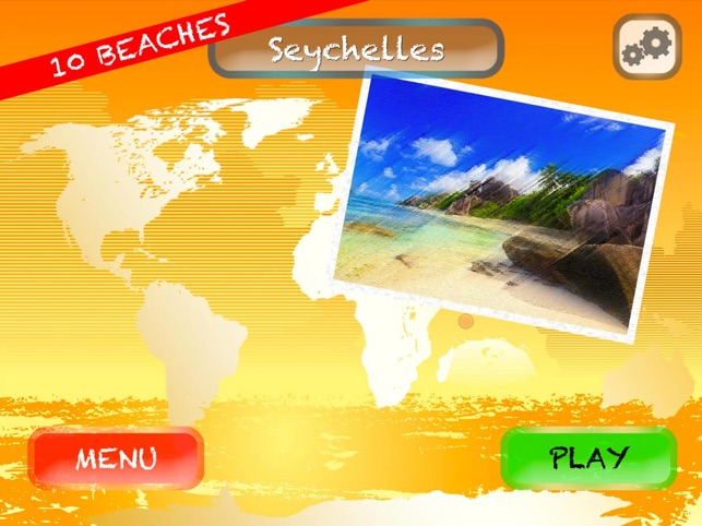 ‎Beach Tennis Pro Screenshot