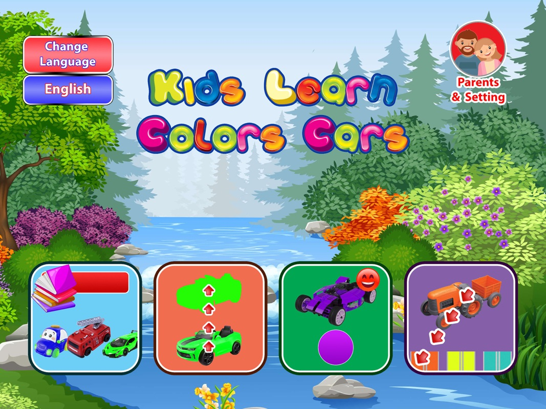 Kids Learn Colors Cars Online Game Hack And Cheat Gehack Com
