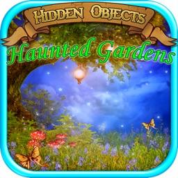 Hidden Object: Haunted Gardens Adventure
