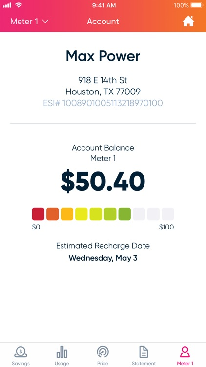 Griddy – Wholesale Electricity screenshot-4
