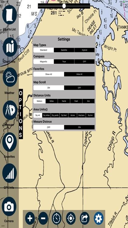 New Jersey Marine Charts RNC screenshot-3