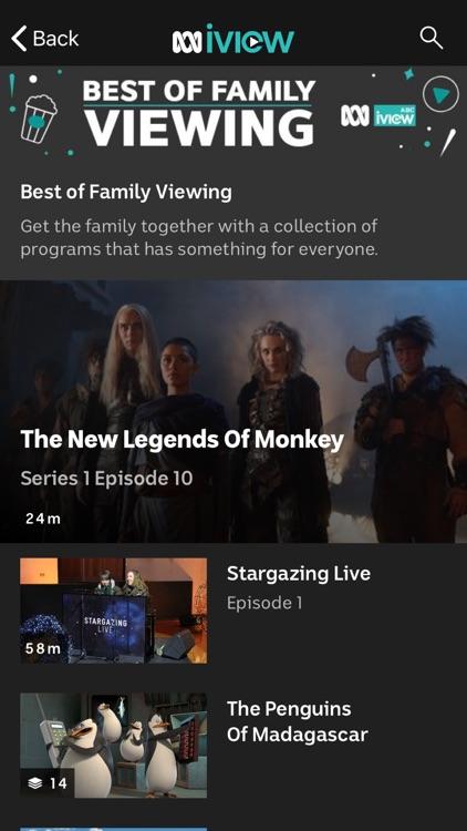 ABC iview screenshot-5