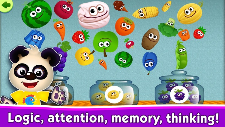 Learning Games 4 Kids Toddlers screenshot-3