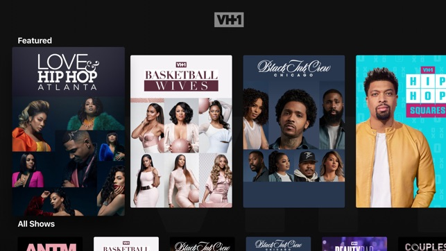 VH1 on the App Store