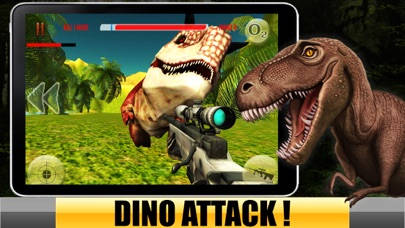 Dinosaur Hunting Safari Park 2 Screenshot 3