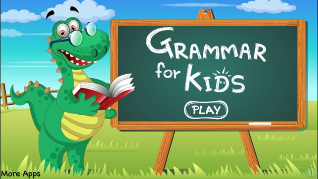 English Grammar For Kids on the App Store