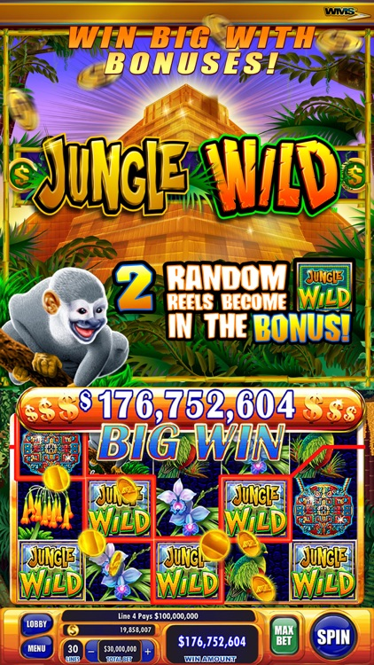 Slots! Jackpot Party Casino screenshot-4