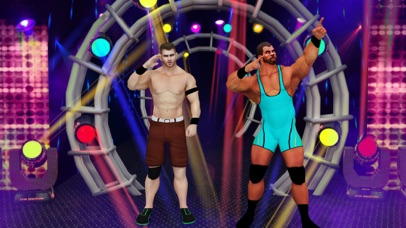 Real Wrestling Revolution 3d screenshot 2