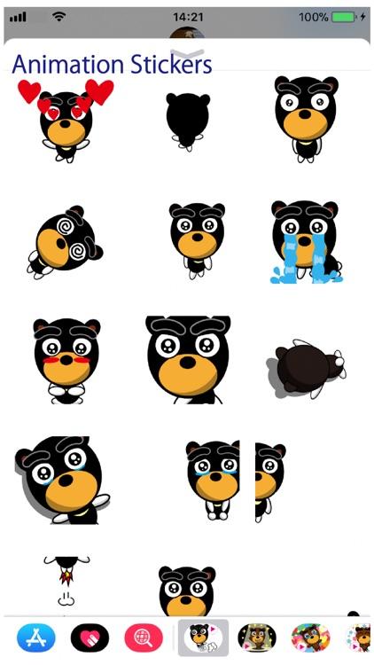 Beb Animation 1 Stickers