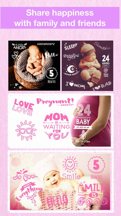 Baby Moments - Pregnancy Photo