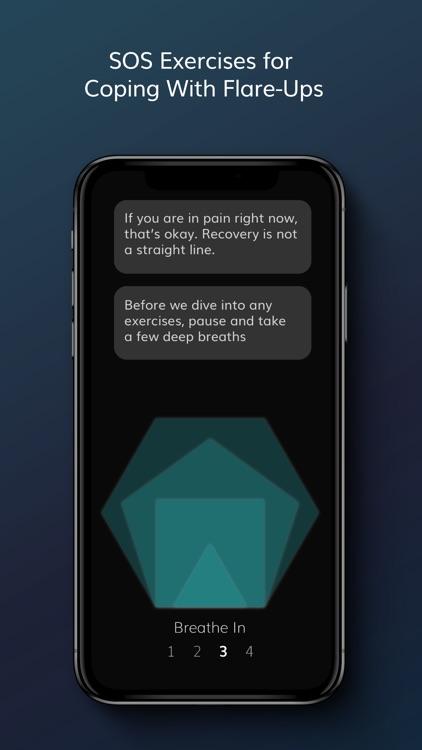 Curable Pain Relief screenshot-4