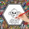 Graffiti : Drawing & Wallpaper
