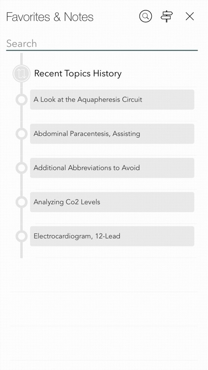 Lippincott Nursing Procedures screenshot-8