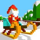 滑雪跑酷-像素世界大冒险之雪地狂飙 icon