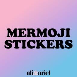 Mermoji Stickers