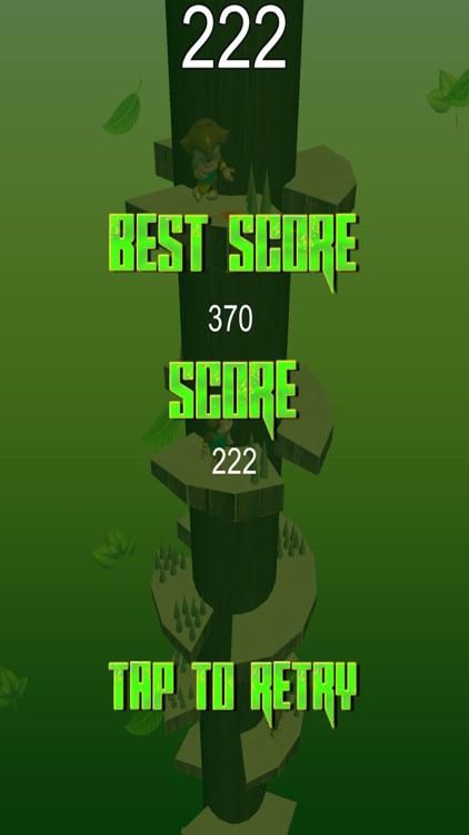 Angry Apple Jump screenshot-4