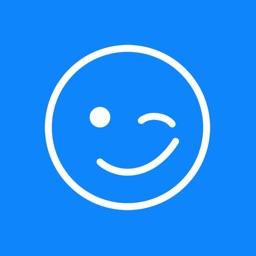 Emoji Camera - taking colorful photos with emojis