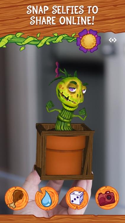Hangry Herb for Merge Cube screenshot-4