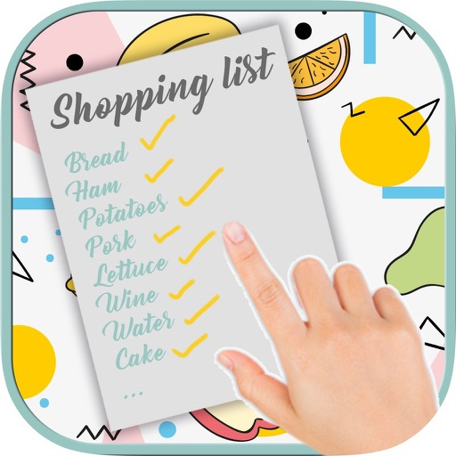Grocery List – Smart Shopping