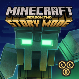 Ícone do app Minecraft: Story Mode - S2