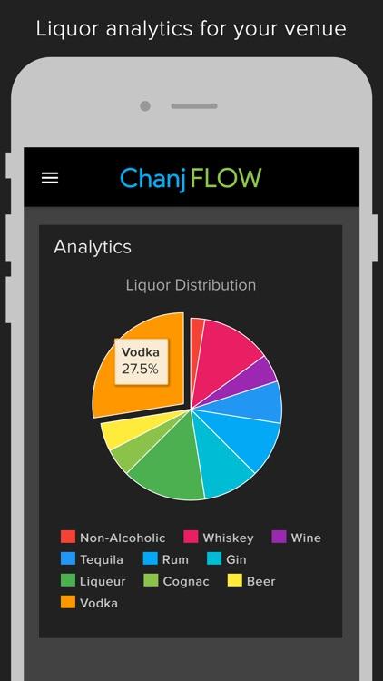 Chanj FLOW - Liquor Inventory screenshot-3