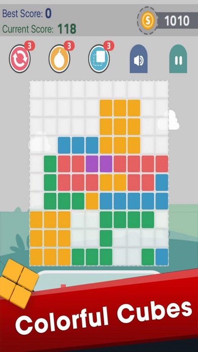 Multi Block Puzzle 18 screenshot two