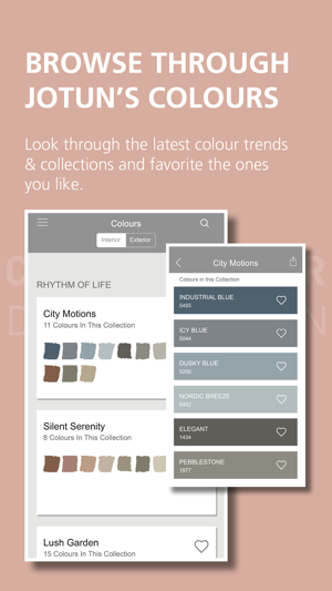 Jotun ColourDesign on the App Store