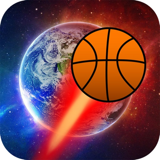 Mini Space Basketball