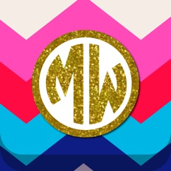 Monogram Wallpapers Background