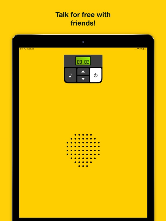 Walkie-talkie - COMMUNICATION screenshot 4